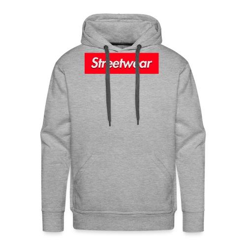 Streetwear ® - Premium hettegenser for menn
