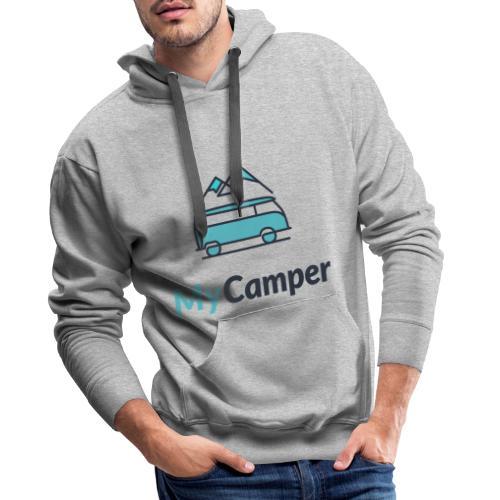 MyCamper Logo Classic - Männer Premium Hoodie