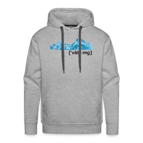 Watzmann 2020 /a - Männer Premium Hoodie