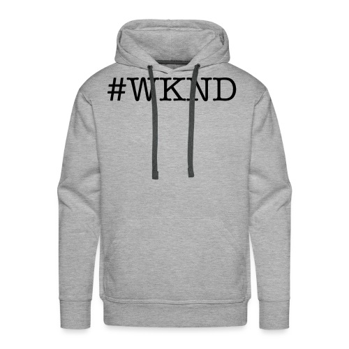 Weekend - Sweat-shirt à capuche Premium pour hommes