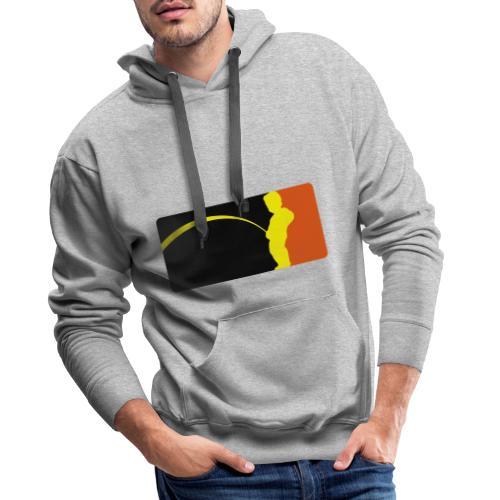 petit gars pisse! - Sweat-shirt à capuche Premium pour hommes