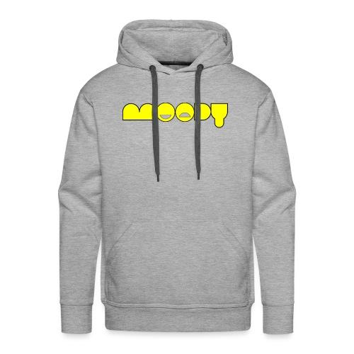 Moody - Sudadera con capucha premium para hombre