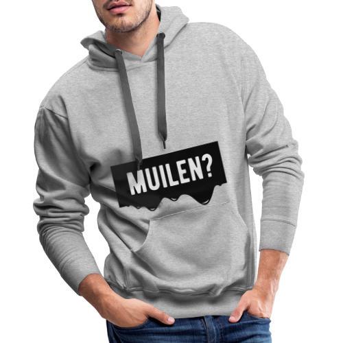 à mulet? - Sweat-shirt à capuche Premium pour hommes