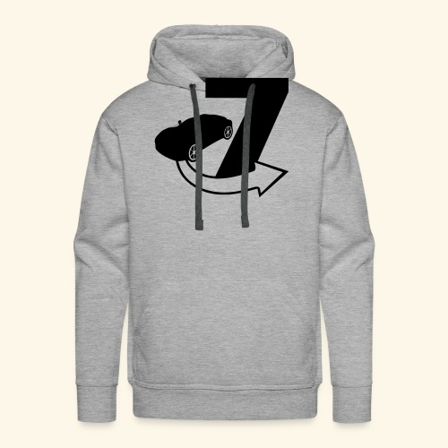 Seven / Fast and Furious - Men's Premium Hoodie