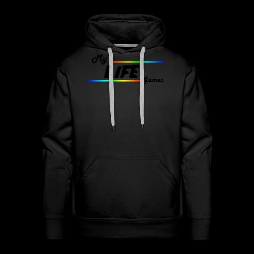 Gaming Lives - Sweat-shirt à capuche Premium pour hommes