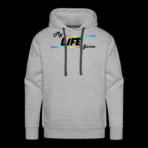 Gaming Lives - Sweat-shirt à capuche Premium pour hommes
