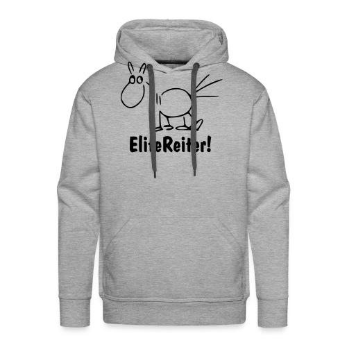 EliteReiter! Pferd - Männer Premium Hoodie