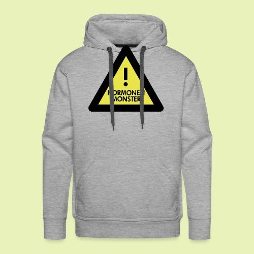 Hormonen monster ( zwanger ) - Mannen Premium hoodie