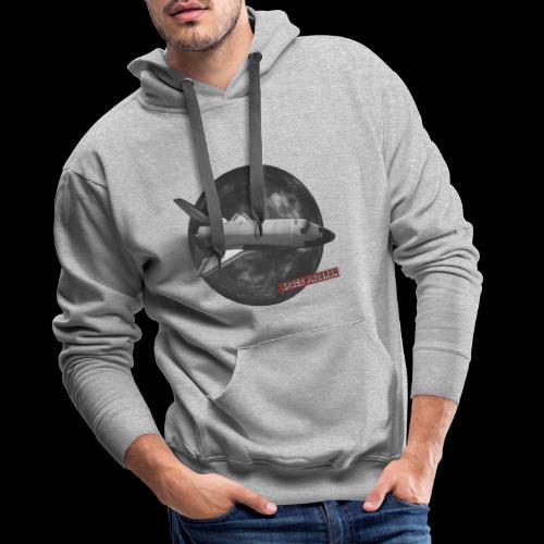 Space program - Sweat-shirt à capuche Premium pour hommes
