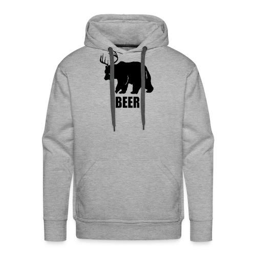 Macs Bear - Men's Premium Hoodie
