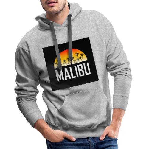 Malibu Nights - Men's Premium Hoodie
