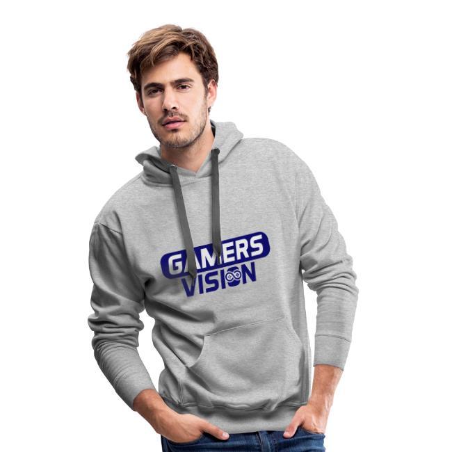 GamersVisiont logo blauw