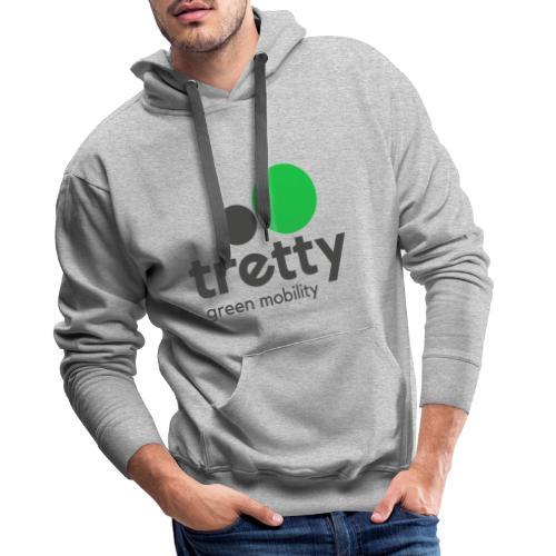 Tretty Logo - Männer Premium Hoodie