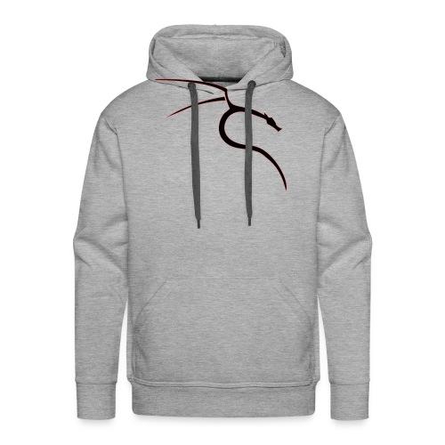 Backtrack (imitation) - Sweat-shirt à capuche Premium pour hommes