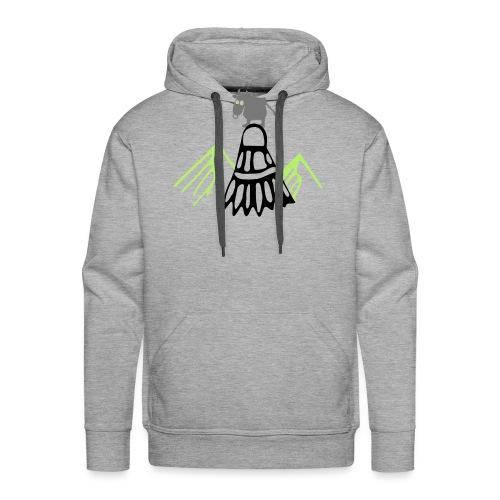 vvb - Sweat-shirt à capuche Premium pour hommes