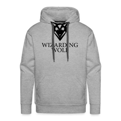 Wizarding Wolf - Männer Premium Hoodie