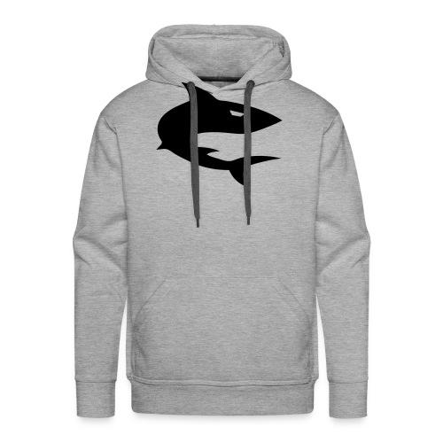 Squale2 - Sweat-shirt à capuche Premium pour hommes