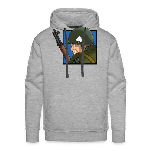 M1 - Sudadera con capucha premium para hombre