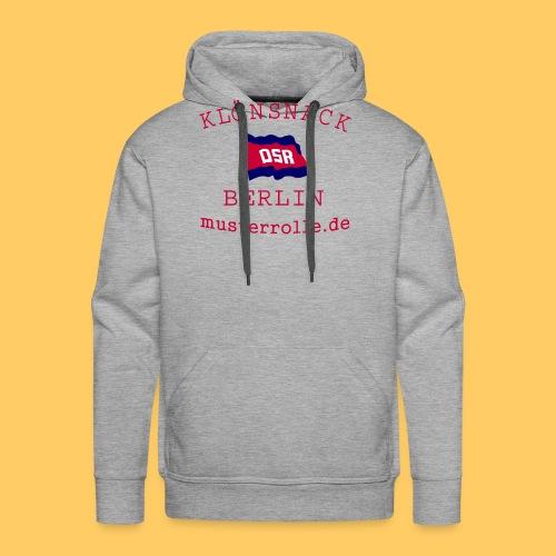 KiB-Logo-gif - Männer Premium Hoodie