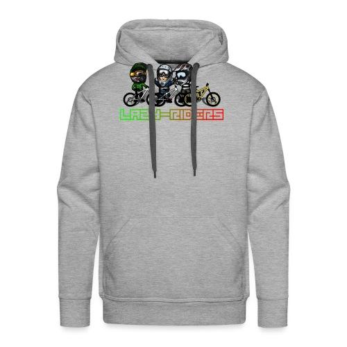 LAZY-RIDERS - Männer Premium Hoodie