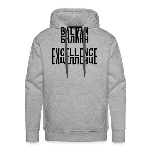 Balkan Excellence vert. - Men's Premium Hoodie