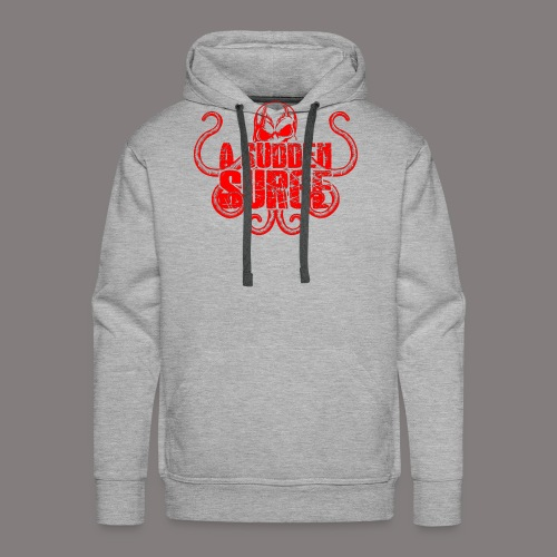 ASS_Logo_red_final - Männer Premium Hoodie