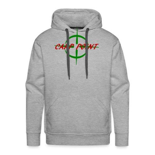 Carp Point T-Shirt - Männer Premium Hoodie