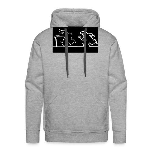Trail & run - Sweat-shirt à capuche Premium pour hommes