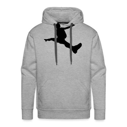 Freestyle-Skydive - Männer Premium Hoodie