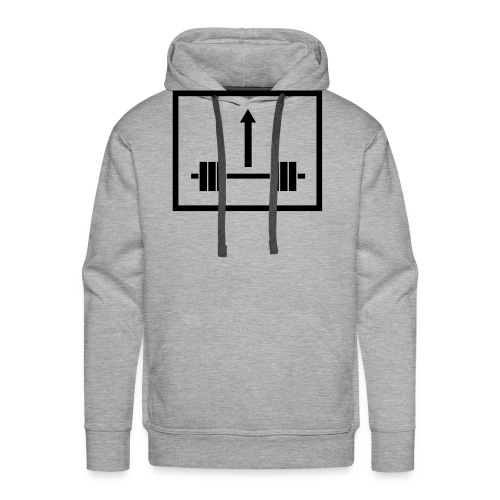 Lift Weight Up - Männer Premium Hoodie