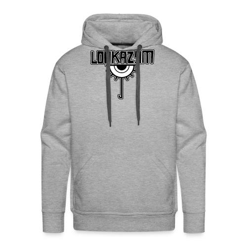 neunauge-symbol_neu - Männer Premium Hoodie