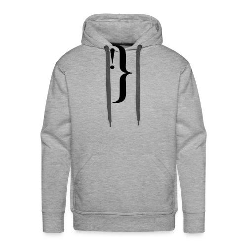 Diseño extracto - Sudadera con capucha premium para hombre