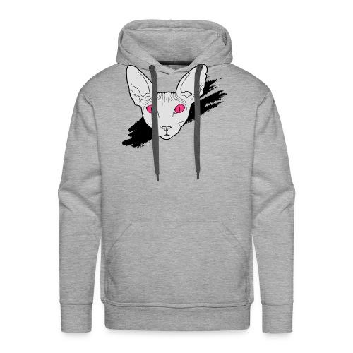 sphynx1 - Sweat-shirt à capuche Premium pour hommes