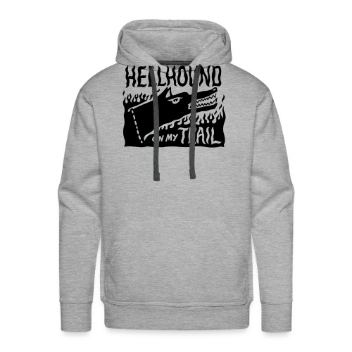 Hellhound on my trail - Men's Premium Hoodie