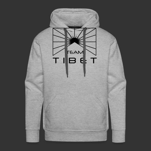 Team Tibet - Männer Premium Hoodie