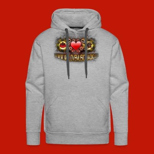 wlm-logo gross - Männer Premium Hoodie