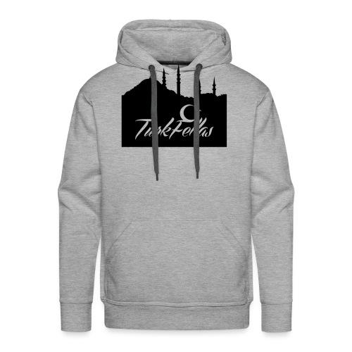 Turkfellas IST. skyline - Mannen Premium hoodie