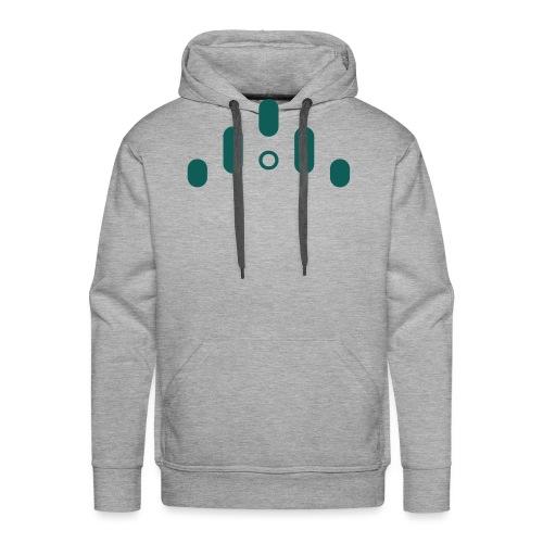 Timeshifter official t-shirt - Men's Premium Hoodie