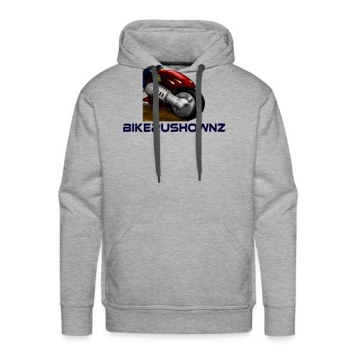 bikerushwonz merchandise - Men's Premium Hoodie