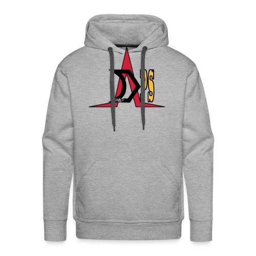 dps444 - Sweat-shirt à capuche Premium pour hommes
