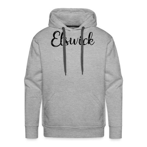 Elswick Newcastle upon Tyne UK Design NE4 - Men's Premium Hoodie