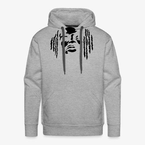 Rasta - Sweat-shirt à capuche Premium pour hommes