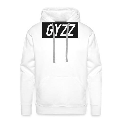 Gyzz - Herre Premium hættetrøje
