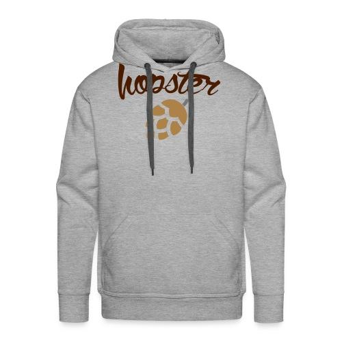 Hopster (Biertrinker) - Männer Premium Hoodie