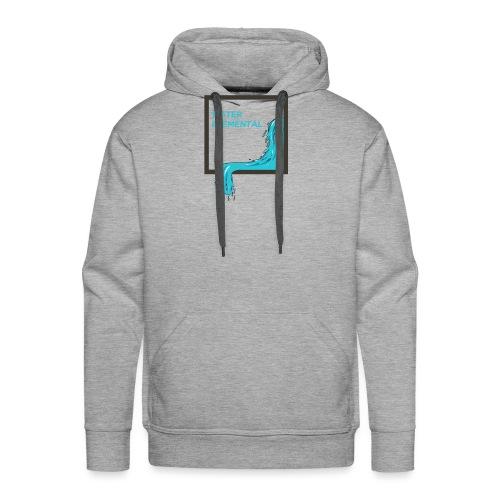 Water Elemental - Männer Premium Hoodie
