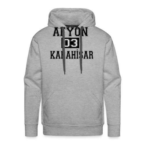 AFYON 03 - Männer Premium Hoodie
