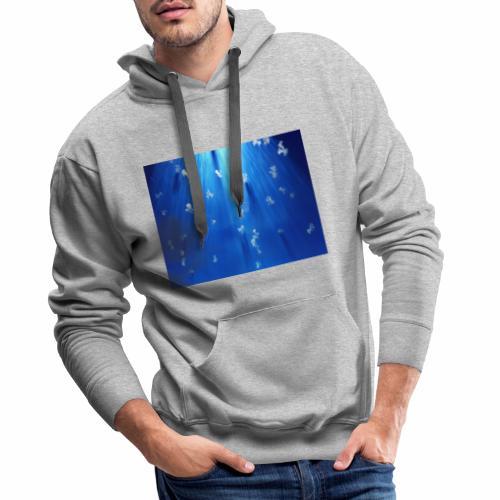 JellyFish - Sweat-shirt à capuche Premium pour hommes