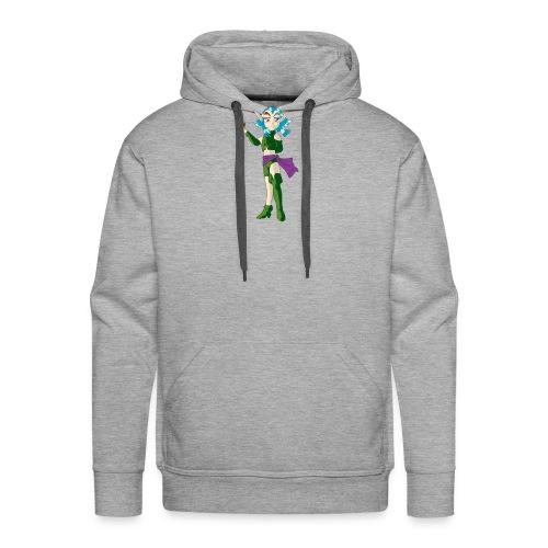 Shimy - Les Legendaires - Sweat-shirt à capuche Premium pour hommes