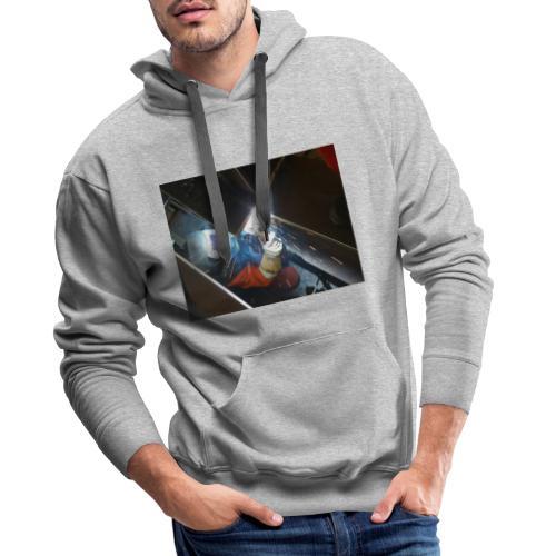 Welder - Mannen Premium hoodie