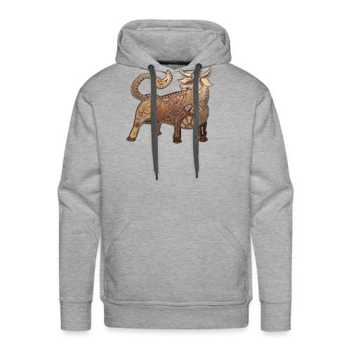 Stier - Männer Premium Hoodie